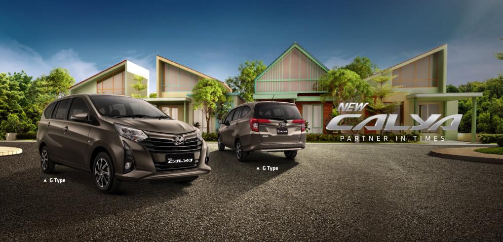 Promo New Calya Toyota Malang