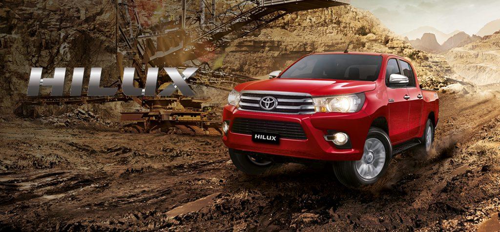 Toyota Kartika Sari Malang Spesifikasi Eksterior Interior Hilux Double Cabin