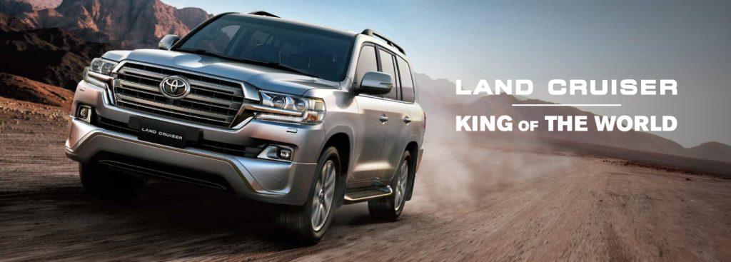 Toyota Kartika Sari Malang Spesifikasi Eksterior Interior Land Cruiser