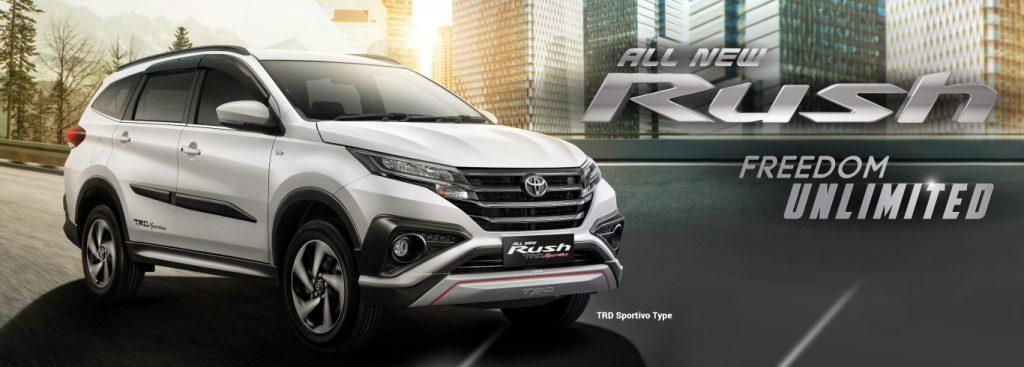 Toyota Kartika Sari Malang Spesifikasi Eksterior Interior Rush