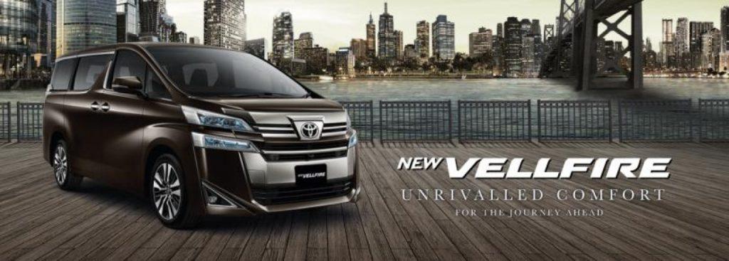 Toyota Kartika Sari Malang Spesifikasi Eksterior Interior Vellfire