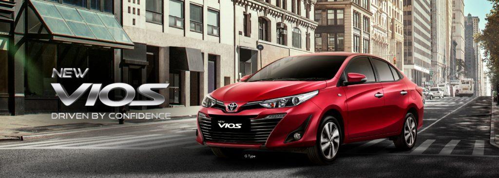 Toyota Kartika Sari Malang Spesifikasi Eksterior Interior Vios