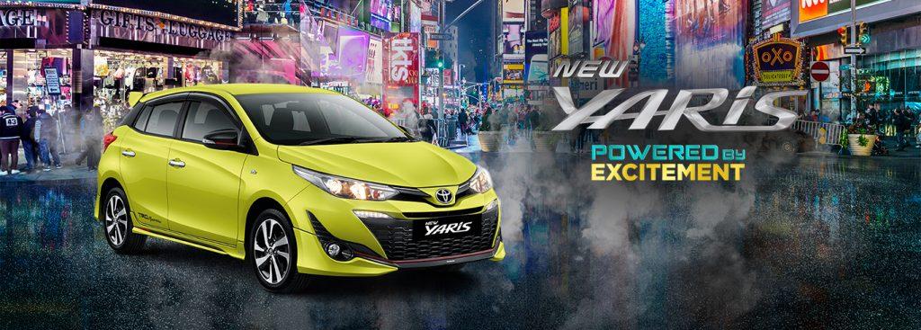 Toyota Kartika Sari Malang Spesifikasi Eksterior Interior Yaris