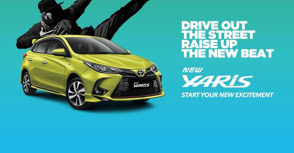 Toyota Kartika Sari Malang Dealer Resmi Promo Harga New Yaris